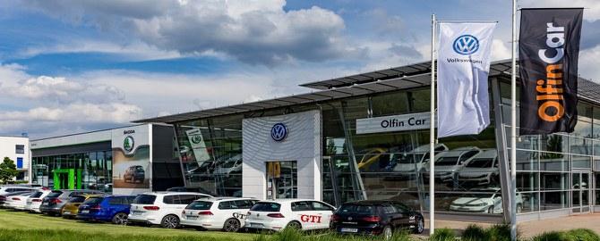OLFIN Car Hradec Králové